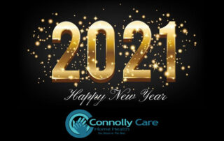 Happy New Year from Connolly Care